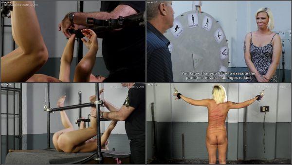 Wheel Of Pain Part 14 [ElitePain] Amateur (2.47 GB)