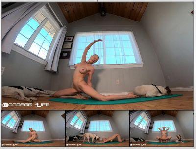BondageLife - Yoga With Greyhound And Friends - 2/17/2020