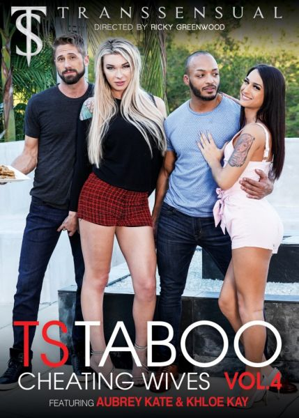Aubrey Kate, Khloe Kay - TS Taboo #4 - Cheating Wives (Split Scenes) (TransSensual/FullHD/2020)