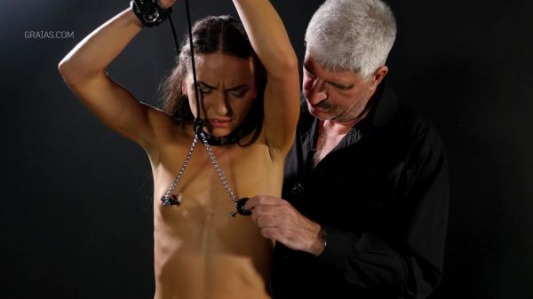 Making The Shy Lingerie Model Suck Cock Part 1 [ElitePain] Natalie (697 MB)