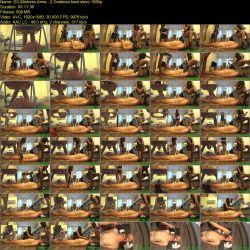 Mistress Anna - 2 Goddess feed slave (FullHD 1080p)
