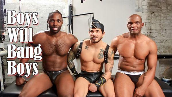 NDE - Boys Will Bang Boys - Nubius, Draven Torres, Montaz