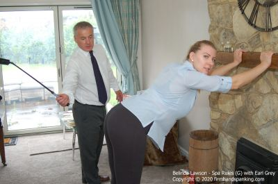 FirmHandSpanking – Belinda Lawson – Spa Rules – G
