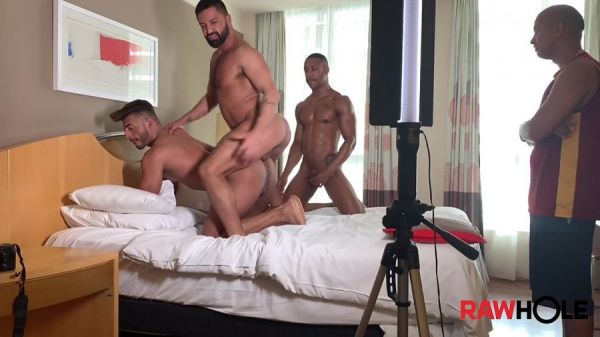 RawHole - Behind the Scenes with Lucas and Guto