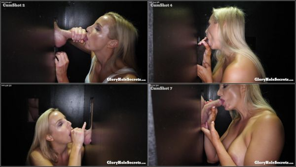 First Gloryhole - Sofia West - GloryHoleSecrets