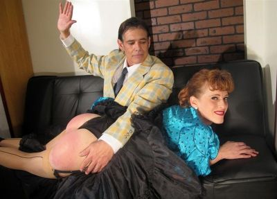 DallasSpanksHard – I Spank Lucy 4 – Dog Gone Discipline