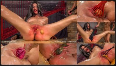 QueenSnake – WHIPPED EGGS – NAZRYANA 2017 December 16