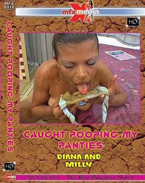 Caught Pooping My Panties - MFX-918 (Year 2007)