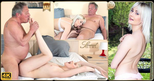 Miss Melissa - №713 The Lady Of The House [FullHD 1080p] (Young)