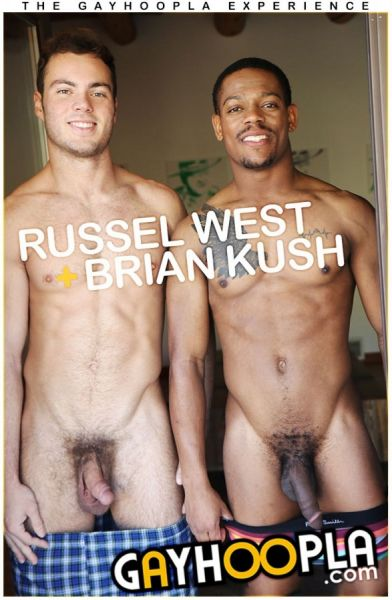 GH - Russel West Pops Brian Kushs Butthole In The GH Experience