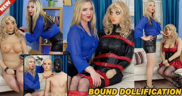 Bound Dollification [TheEnglishMansion] Mistress Sidonia (937 MB)