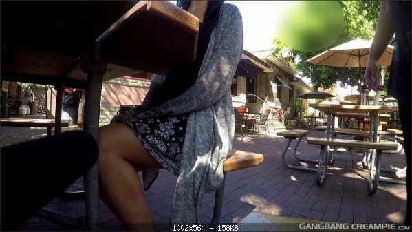 GangBangCreampie - Lexxxi Nicole