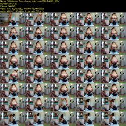 Mistress Anna - Human Toilet Chair (2020 / FullHD 1080p)