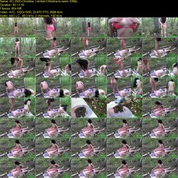 Christina - I invited Christina to swim (2020 / FullHD 1080p)