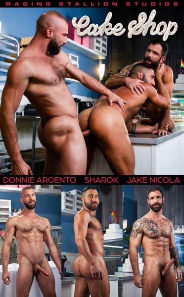 RS - Cake Shop - Sharok, Donnie Argento, Jake Nicola