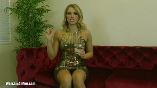 Worship Amber - Swallow At The Party