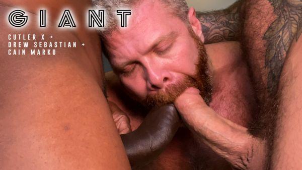 CutlersDen - Giant - Cutler X, Drew Sebastian & Cain Marko