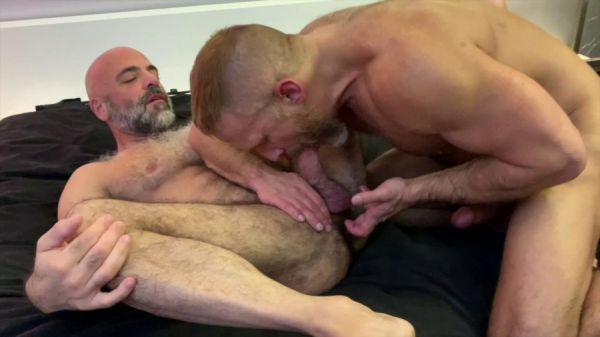 RFC - Jake Nicola, Adam Russo and Dirk Caber have some flip fucking fun - Part 2