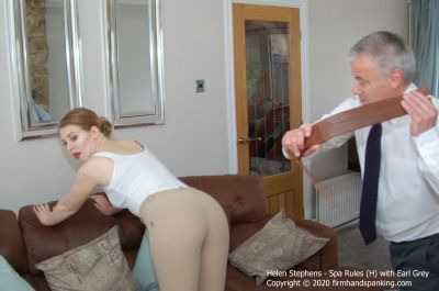 FirmHandSpanking – Belinda Lawson – Spa Rules – H