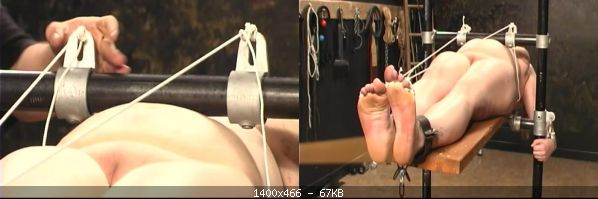 Torture 2053- tinkerslut ball and chain