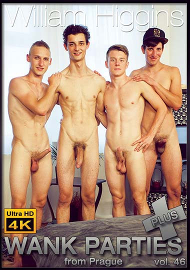 WH - Wank Parties Plus From Prague vol 46