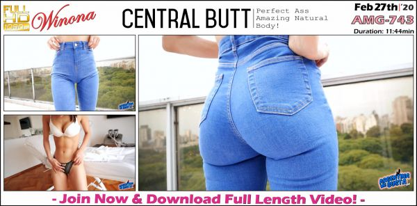 Winona - Central Butt - AMG-743 (27.02.2020) [FullHD 1080p] (Argentinamegusta)