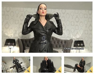 Chateau-Cuir – Vintage leather worship and JOI