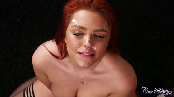 CumPerfection: Mandy Foxxx - Facial For New York (05.03.2020) (FullHD/1080p)