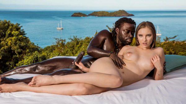 VikaLita - Interracial - Caribbean Surprise (05.03.2020) (HD 720p) [2020]