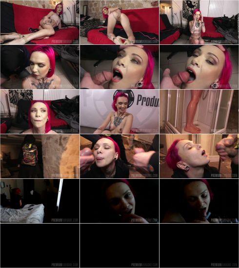 Daniela Ray #1 - Bukkake - Behind The Scenes (18.02.2020) [FullHD 1080p] (Bukkake)