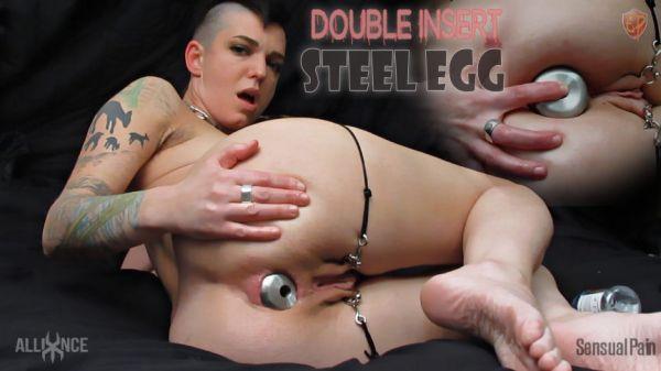 Abigail Dupree - Double Insert Steel Egg (04.03.2020) (HD/2020) by SensualPain