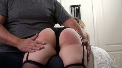 Photographer with Benefits - Spanking Stevie Rose