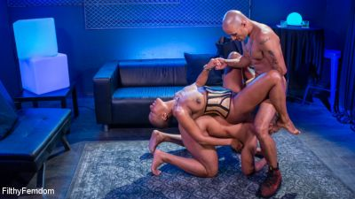 FilthyFemdom – March 6, 2020 – Jet Setting Jasmine, King Noire, Dillon Diaz