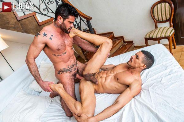 LE - Ibrahim Moreno And Mario Domenech Flip-Fuck Raw