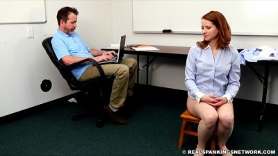 RealSpankingsInstitute – Evyn Is Welcomed To The Institute