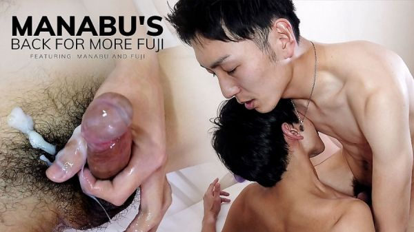 JB - Manabu's Back for More Fuji