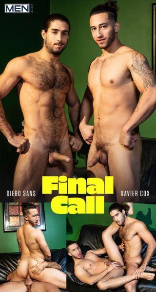 MN - Diego Sans & Xavier Cox - Final Call