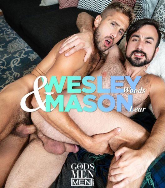 MN - Mason Lear & Wesley Woods - Wesley & Mason Bareback