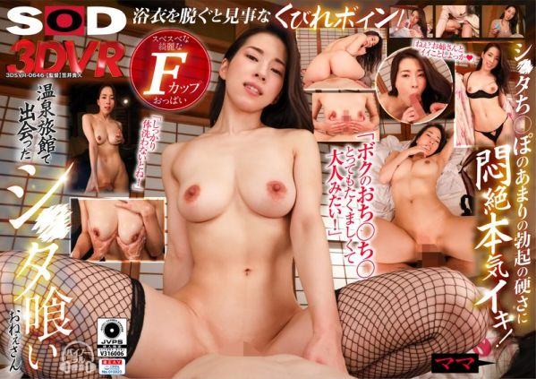 3DSVR-0646 A - VR Japanese Porn
