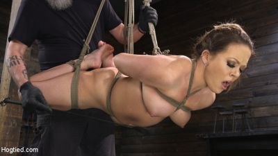 Hogtied - March 11, 2020 - Carmen Valentina