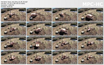 BondageLife - Down And Dirty - Rachel Greyhound