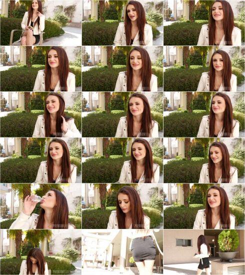 Kate Rich #1 - Interview Before Bukkake (26.02.2020) [FullHD/4K 1080p] (Bukkake)