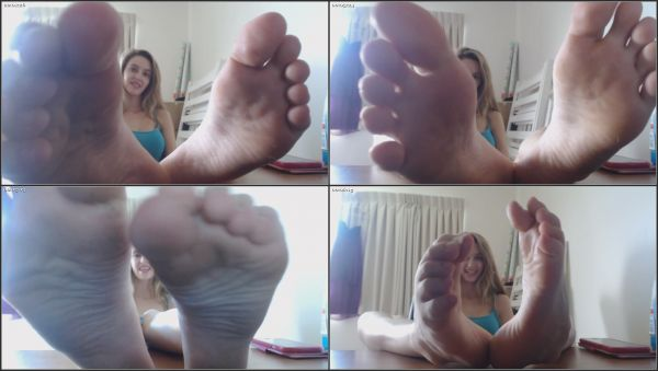 Foot Slaves Reward [FetishManiaOrg] Mistress Chantel (239 MB)