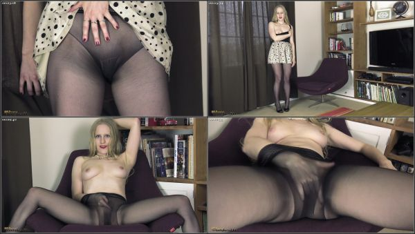 [09.11.16] Party Dress And Pantyhose [Pantyhosed4U] Lucy Lume (1.76 GB)