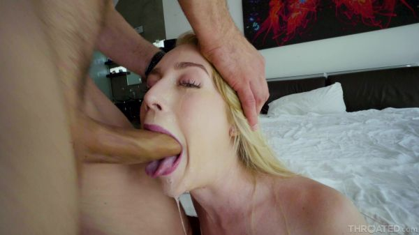 She Just Learned How To Deepthroat - Emma Staletto - FetishMania