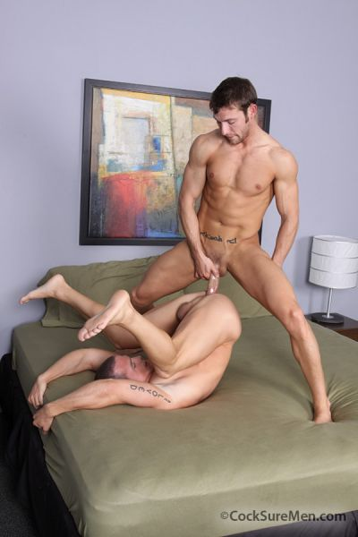CSM - No Regrets Kevin Crows and Cavin Knight
