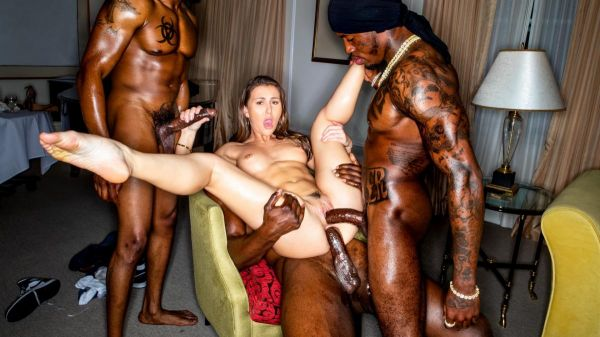 Paige Owens - First Time X3 (12.03.2020) (SD/2020) by Interracial