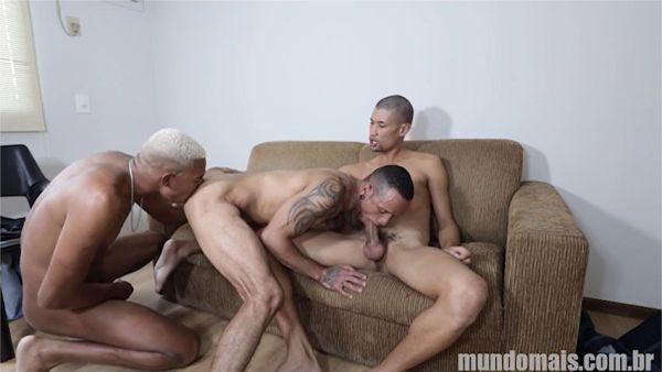 MMs - Dandan, Japa & Bruno Trincado - Tres Mineiros