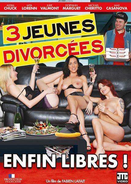 3 Jeunes Divorcees (2016 / HD Rip 720p)