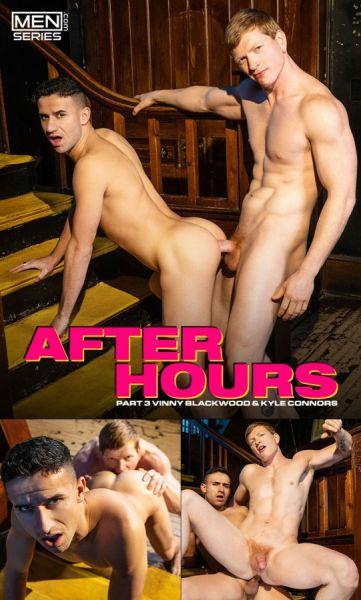 MN - Vinny Blackwood & Kyle Connors - After Hours Part 3 Bareback